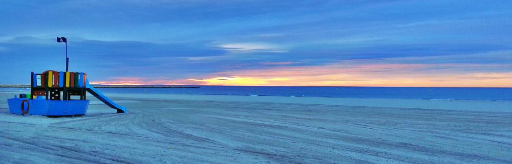 playa de levante santa pola